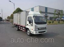 Yuejin NJ5042XXYDCFT box van truck