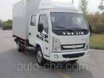Yuejin NJ5072XXYKFDCNS box van truck