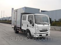 Yuejin NJ5042XXYZFDCNS фургон (автофургон)