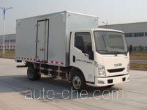 Yuejin NJ5042XXYZFDCNZ фургон (автофургон)