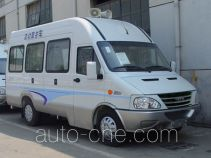Iveco NJ5044XDWC mobile shop