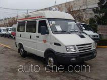 Iveco NJ5044XDWCA mobile shop
