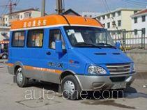 Iveco NJ5044XDWQC mobile shop