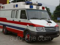 Iveco NJ5044XJHA-1 ambulance
