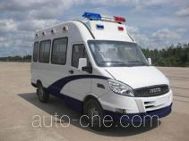 Iveco NJ5044XQCDD prisoner transport vehicle