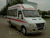 Disabled persons transport vehicle