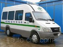 Iveco NJ5044XXCJC family planning propaganda vehicle