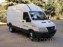 Iveco NJ5044XXYD3C box van truck
