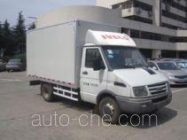 Iveco NJ5044XXYLZA box van truck