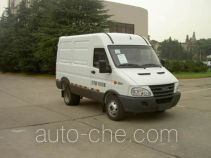 Iveco NJ5044XXYQ3C box van truck