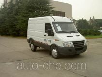 Iveco NJ5044XXYQ7C box van truck