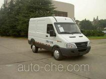 Iveco NJ5044XXYQC box van truck