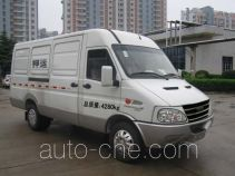 Iveco NJ5044XYUFC armoured van