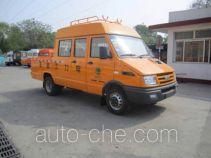 Iveco NJ5045XGCZ5A инженерный автомобиль для технических работ