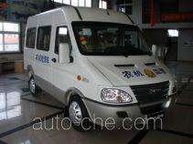 南京汽车集团有限公司制造的农机检测车