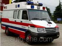 Iveco NJ5045XJHA ambulance