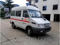 Iveco NJ5045XJHQA ambulance