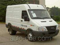 Iveco NJ5045XXYQ3D box van truck