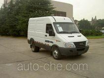 Iveco NJ5045XXYQ9D box van truck