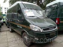 Iveco NJ5045XYUFD armoured van