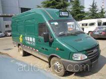 依维柯牌NJ5045XYZFD型邮政车