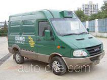 依维柯牌NJ5045XYZN4型依维柯邮政车