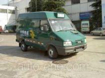 依维柯牌NJ5045XYZS型依维柯邮政车