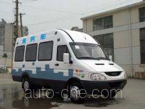 畅达牌NJ5046XFWN2型服务车