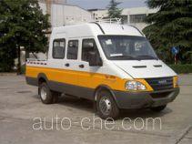 Iveco NJ5046XGC3N4 engineering works vehicle
