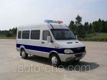 Iveco NJ5046XQC2N1 prisoner minibus