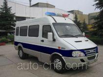 依维柯牌NJ5046XQC2N4型囚车