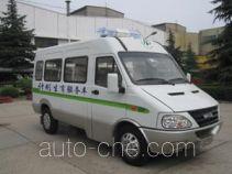 依维柯牌NJ5046XXC2N14型计划生育宣传车