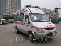 Iveco NJ5046XXZNS medical treatment vehicle