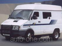 依维柯牌NJ5046XYCF2型依维柯防弹运钞车