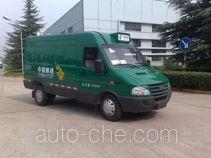 Iveco NJ5046XYZ2NB4 postal van truck
