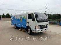 Yuejin NJ5047TSLEV electric street sweeper truck