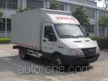 Iveco NJ5047XXYLNS van truck