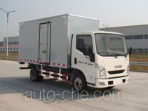 Yuejin NJ5047XXYZFEVNZ2 electric cargo van
