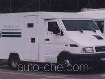 依维柯牌NJ5047XYCF型依维柯防弹运钞车