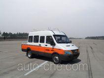 畅达牌NJ5048XGC675B型工程车