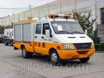 畅达牌NJ5048XXH4型救险车