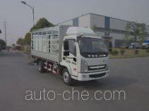 Yuejin NJ2042CCYKFDCMZ грузовик повышенной проходимости с решетчатым тент-каркасом