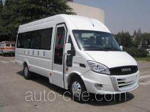 Iveco NJ5054XDWJD mobile shop