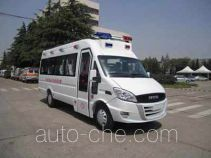 Iveco NJ5054XJHJD ambulance