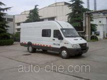 Iveco NJ5055XXY2D box van truck