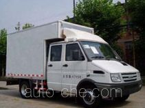 Iveco NJ5054XXYL2A box van truck