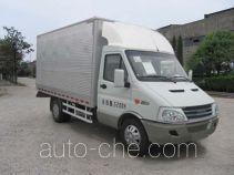 Iveco NJ5054XXYLC box van truck