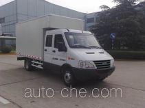 Iveco NJ5055XXYL2D box van truck