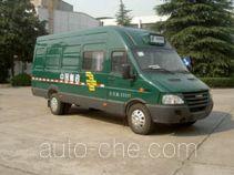 依维柯牌NJ5056XYZ3NBS型依维柯邮政车