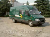 依维柯牌NJ5056XYZ3NS型依维柯邮政车